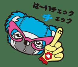 Gennosuke Rokubunji sticker #268690