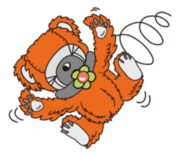 Gennosuke Rokubunji sticker #268697