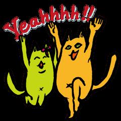 Creepy Cat MUNEZO (English ver.)