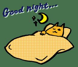 Creepy Cat MUNEZO (English ver.) sticker #268942