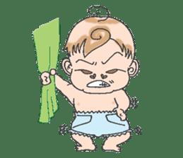 It is a baby sticker #268946
