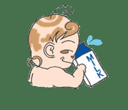 It is a baby sticker #268949