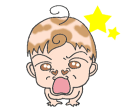 It is a baby sticker #268953