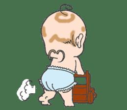It is a baby sticker #268959