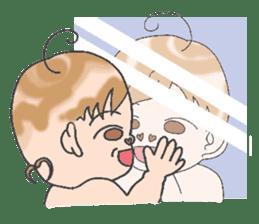 It is a baby sticker #268964