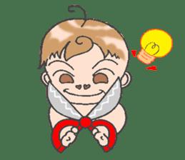 It is a baby sticker #268966