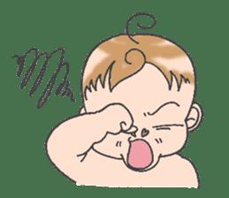 It is a baby sticker #268968