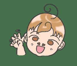 It is a baby sticker #268975