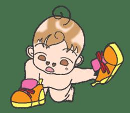 It is a baby sticker #268978