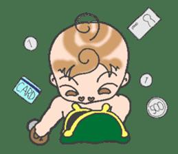 It is a baby sticker #268980