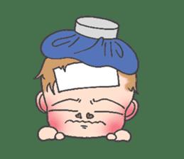 It is a baby sticker #268983