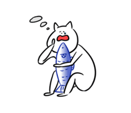 cool kitten stickers sticker #269994