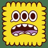 monster stamp sticker #270111