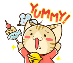 SUZU-NYAN2 (English) sticker #270629