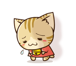 SUZU-NYAN2 (English) sticker #270634