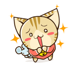 SUZU-NYAN2 (English) sticker #270636