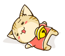 SUZU-NYAN2 (English) sticker #270638