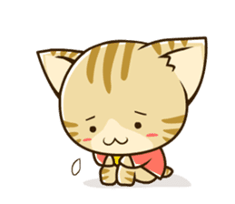 SUZU-NYAN2 (English) sticker #270653