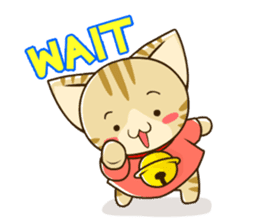 SUZU-NYAN2 (English) sticker #270660