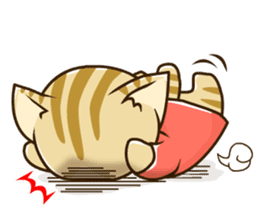 SUZU-NYAN2 (English) sticker #270664