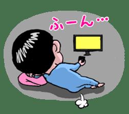 KyunKyun! Kyun-chan sticker #270815