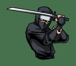 Ninja sticker #271185