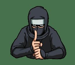 Ninja sticker #271186