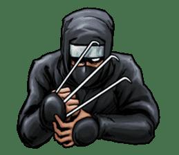 Ninja sticker #271187