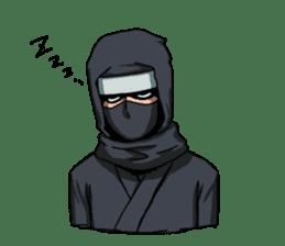 Ninja sticker #271189