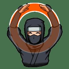 Ninja sticker #271193