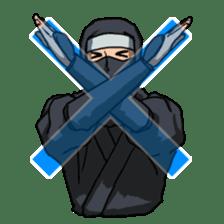 Ninja sticker #271194