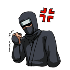 Ninja sticker #271197