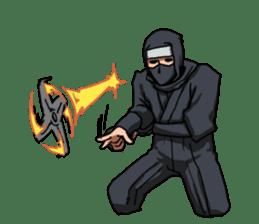 Ninja sticker #271199