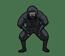Ninja sticker #271200