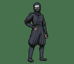 Ninja sticker #271203