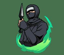 Ninja sticker #271205