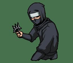 Ninja sticker #271206