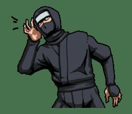 Ninja sticker #271207