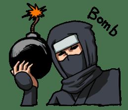 Ninja sticker #271208