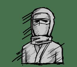 Ninja sticker #271211
