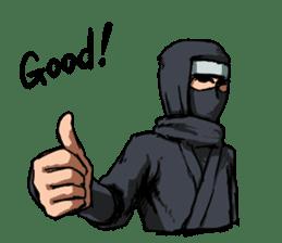 Ninja sticker #271213