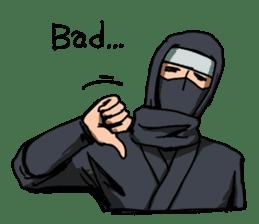 Ninja sticker #271214