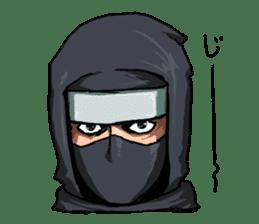 Ninja sticker #271216