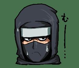 Ninja sticker #271217