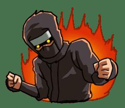 Ninja sticker #271219