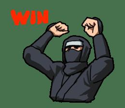Ninja sticker #271223