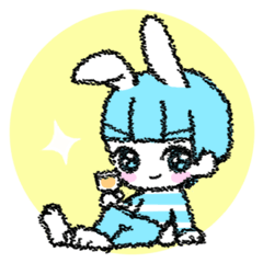 Shirahama-chan rabbit