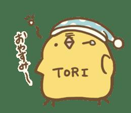 TORI sticker #271946