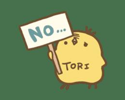 TORI sticker #271948