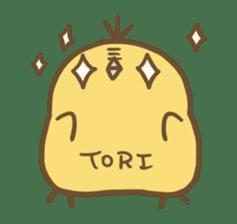 TORI sticker #271953